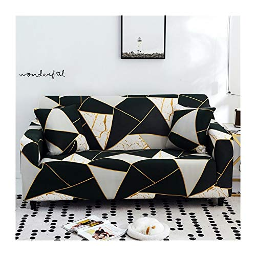 Sofa Covers for Living Room, Elastic funda sofa Sofa Slipcovers Sofa Towel Couch Cover sofas con chaise longue 1PC (Color : Color 21, Specification : 3 seater 190 230cm)