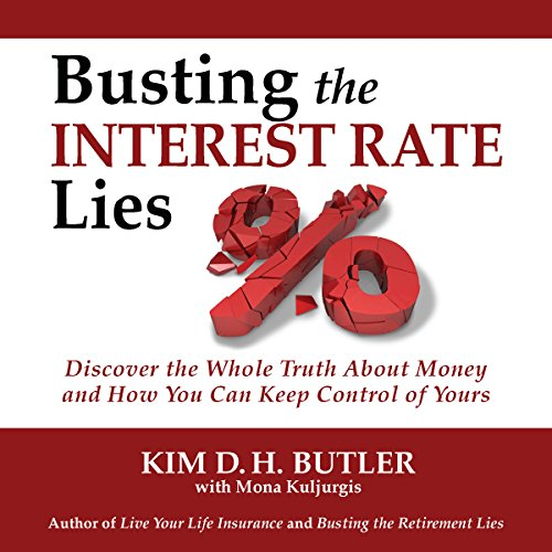 Busting the Interest Rate Lies audiobook cover art