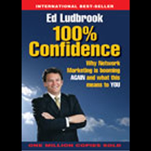 100% Confidence audiobook cover art
