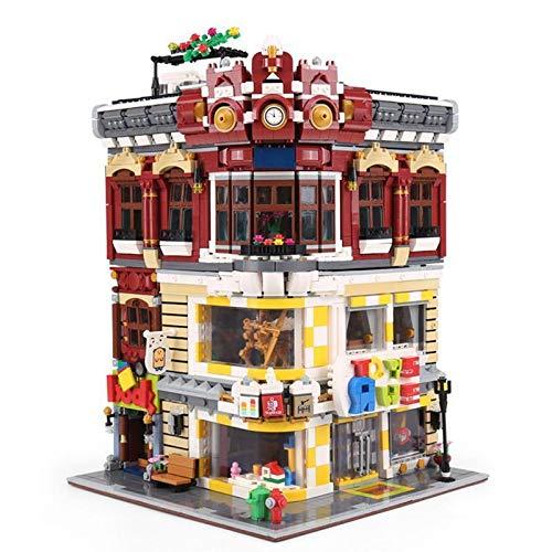 Xingbao Spielwaren und Büchergeschäft (Keine Minifiguren enthalten) - Klemmbausteine, Teileanzahl 5491
