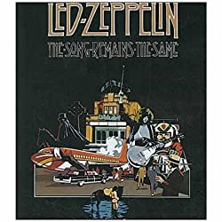 Led Zeppelin - The Song Remains The Same DVD on BoomerSwag!