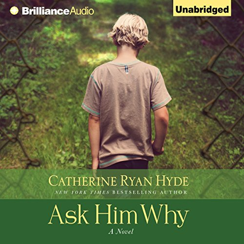 Page de couverture de Ask Him Why