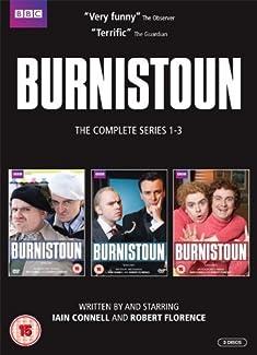Burnistoun - The Complete Series 1-3 DVD - British Comedy Guide