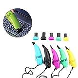 Keyboard Cleaner, aspirateur Clavier USB Mini avec kit de Nettoyage de poussière de Brosse pour...