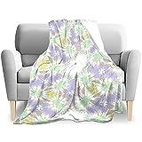 Kuscheldecke - Weiche Flauschige Decke - Flanell Fleecedecke mit Motiv - Super Soft Plüsch Blanket für Kinder - Warm Gemütlich Sofadecke/Wohndecke/Mikrofaser Couchdecke - 130 x 150cm