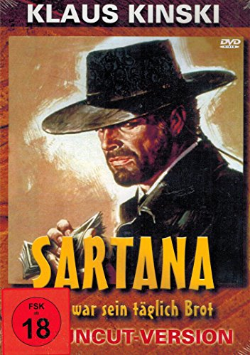 Sartana - Töten war sein täglich Brot