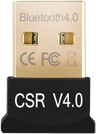 Green USB Bluetooth 4.0 Clé Bluetooth Mini Adaptateur Dongle sans Fil pour PC Windows