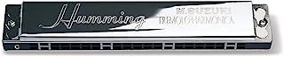 Suzuki Humming Tremolo SU21HC Harmonica 21 trous Humming DO Argenté