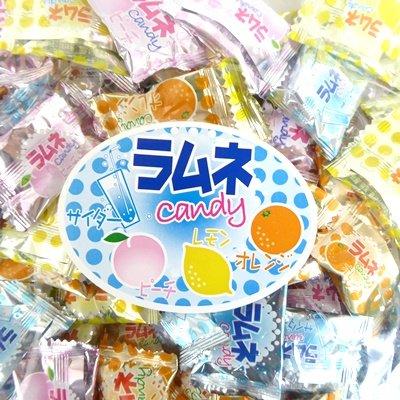 大加製菓 ラムネキャンディ 1kg×10袋(約300粒入)