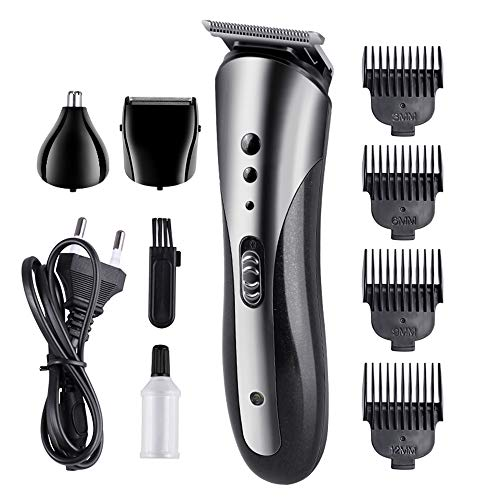 YAGU Hair Clippers Multifunctional Electric Haircut Kit Cordless...