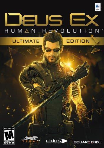 Deus Ex: Human Revolution - Ultimate Edition [Mac Download]