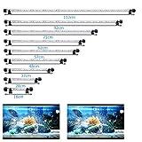 Best Aquarium Lightings - MLJ LED Aquarium Lighting for Fish Tank, Waterproof Review