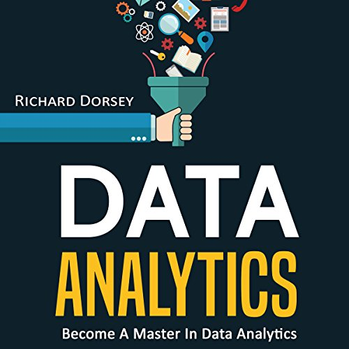 Data Analytics audiobook cover art
