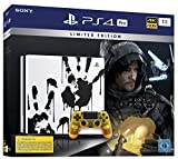 PlayStation 4 Pro Death Stranding Limited Edition - Konsole