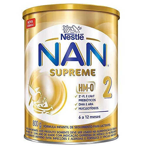 Fórmula Infantil, Nan Supreme 2, 800g