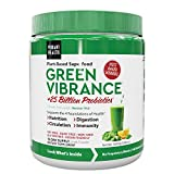 Best Green Superfood Powders - Vibrant Health, Green Vibrance, Vegan Superfood Powder, 15 Review