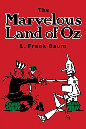 The Marvelous Land of Oz (Oz Series Book 2) (English Edition)