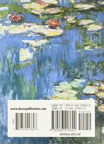 Monet Water Lilies Notebook (Decorative Notebooks)