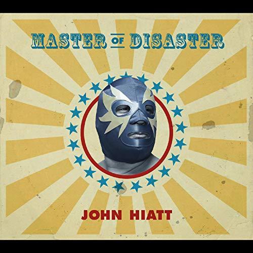 Album Art for Master Of Disaster (SPLIT BLUE AND RED VINYL) by JOHN HIATT