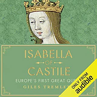 Isabella of Castile cover art