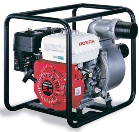 "SYD Motobomba Motor Honda GX160 Gran caudal 3"""