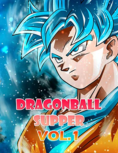 MANGA COLLECTIONS: DRAGON BALL SUPER VOL 1 (English Edition)