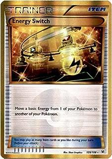 Pokemon - Energy Switch (109/108) - XY Roaring Skies - Holo