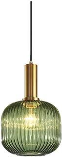 Moderne Conception Lampes suspendues Hauteur réglable Créatif Minimaliste Table à manger Pendante Lampe Métal Verre Abat j...