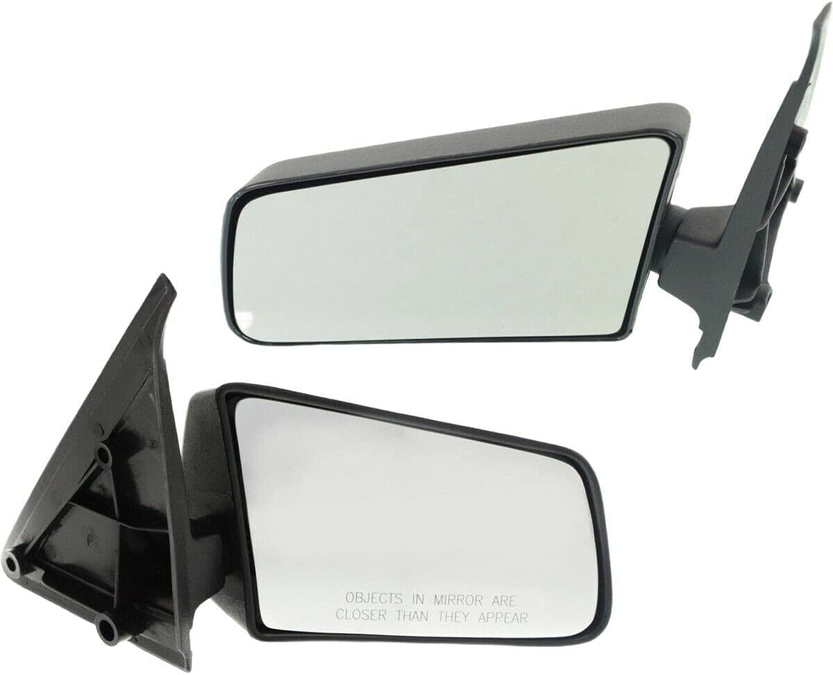 QYXY New products, world's highest quality popular! Pair Ranking TOP9 Mirrors Set Pickup 2 Left-and-Right of