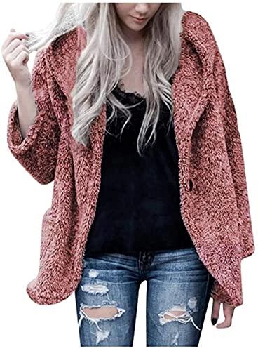 Mujeres Cashmere Sweater Cardigan Otoño Invierno Sólido Outwear
