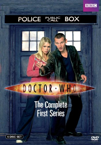 doctor who series 1 - 4