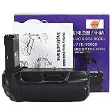 DSTE EOS-800D Vertical Battery Grip for Canon EOS 800D T7i X9i 77D 9000D
