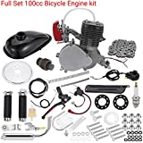 Best Bicycle Engine Kits - 100cc Bicycle Engine kit, 2 Stroke Motorized Bike Review
