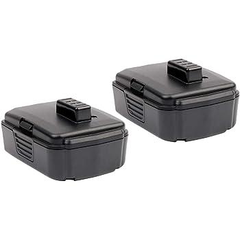 2x AKKU 12V 4,0Ah Li-Ion für Ryobi CB120L 130503001 130503005 BPL-1220 Batterie