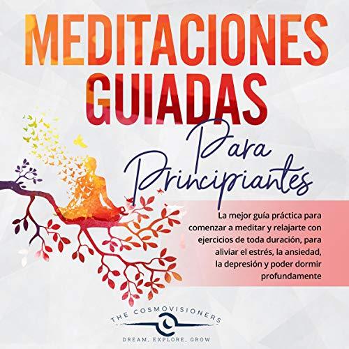 Meditaciones Guiadas Para Principiantes [Guided Meditations for Beginners] cover art