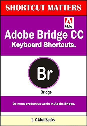 Adobe Bridge CC Keyboard Shortcuts (Shortcu Matters Book 44) (English Edition)
