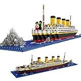 dOvOb Micro Mini Block Titanic M...