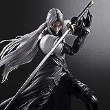 bolin Kaka Anime Change Pa Final Fantasy VII Sephiroth 27cm PVC Acción Figura Figura Colección Modelo Decoración De Juguete