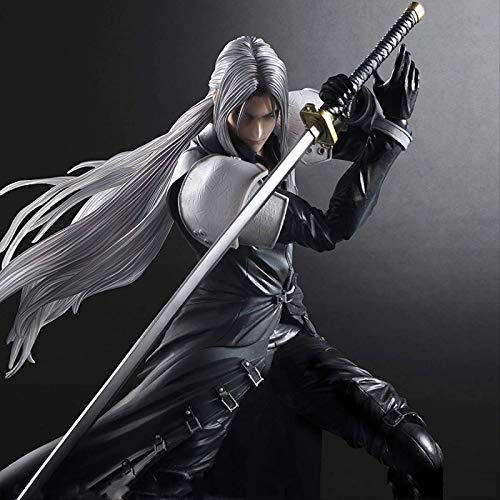 bolin Kaka Anime Change Pa Final Fantasy VII Sephiroth 27cm PVC Action Figure Figure Collection Model Toy Decoration