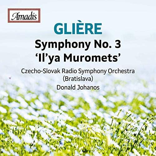 Slovak Radio Symphony Orchestra & Donald Johanos