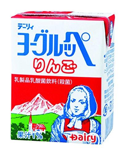 南日本酪農協同 デーリィヨーグルッペりんご