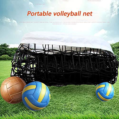 FUNBS - Volleyballnetze in Color, Größe Large