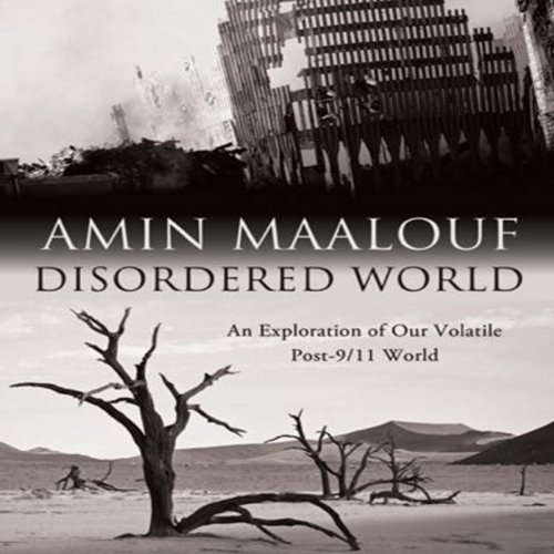 Disordered World audiobook cover art