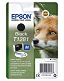 Epson C13T12814012 - Cartucho de tinta, negro, Ya disponible en Amazon Dash Replenishment