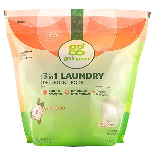 Product Image of the Grab Green Laundry Pods