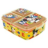 Stor Mickey Mouse (Disney) | Sandwichera con 3
