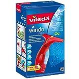 Vileda Windomatic Fenstersauger, mit flexiblem Kopf für streifenfreie Fenster