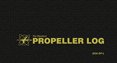 The Standard Propeller Log: ASA-SP-L