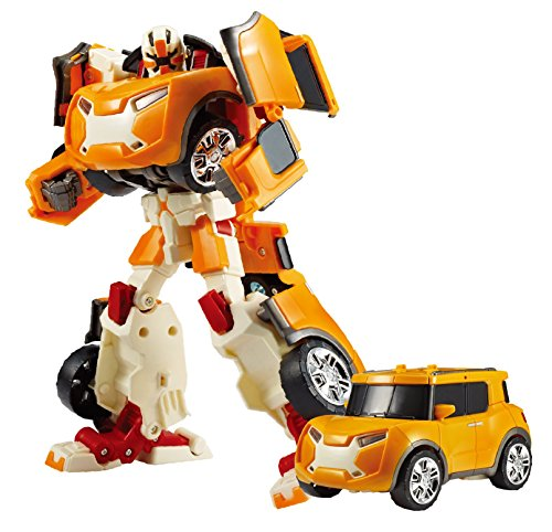 Tobot Youngtoys Evolution X Transforming Robot Car to Robot Animation Character