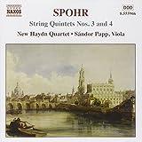 Streichquintette Nr.3+4 - New Haydn Quartet